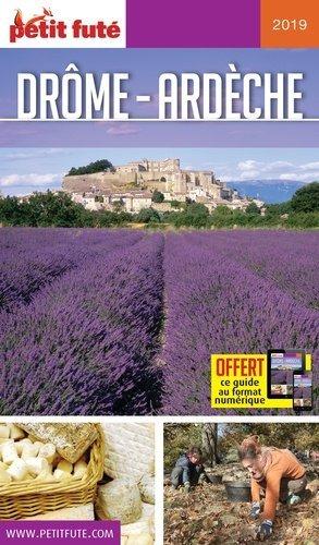 Petit Futé Drôme-Ardèche - Nouvelles éditions de l'Université - 9782305018171 -