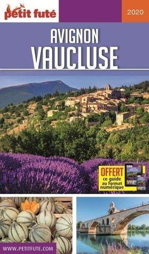 Petit Futé Avignon Vaucluse-Luberon - Nouvelles éditions de l'Université - 9782305019017 -