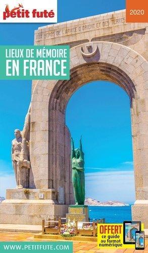 Petit Futé Lieux de mémoire en France - nouvelles éditions de l'université petit futé - 9782305019550 -