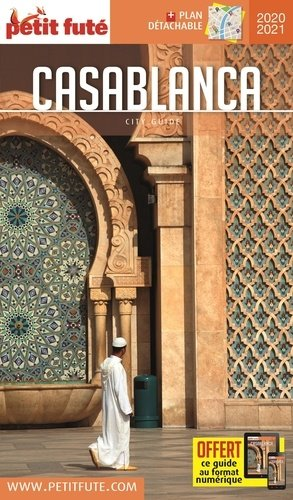Petit Futé Casablanca - nouvelles editions de l'universite - 9782305020518 -