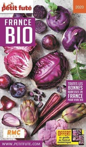 Petit Futé France bio - Nouvelles éditions de l'Université - 9782305023519 -