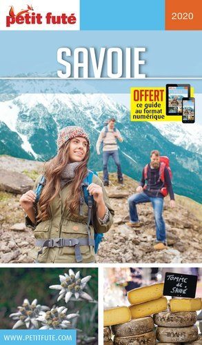 Petit Futé Savoie - Nouvelles éditions de l'Université - 9782305023939 -