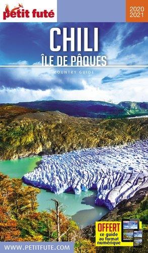 Petit Futé Chili Ile de Pâques. Edition 2020-2021 - Nouvelles éditions de l'Université - 9782305024417 -
