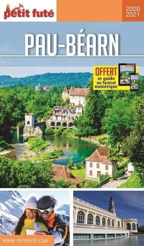 Petit Futé Pau-Béarn - Nouvelles éditions de l'Université - 9782305025551 -