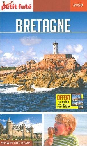 Petit Futé Bretagne - Nouvelles éditions de l'Université - 9782305025612 -