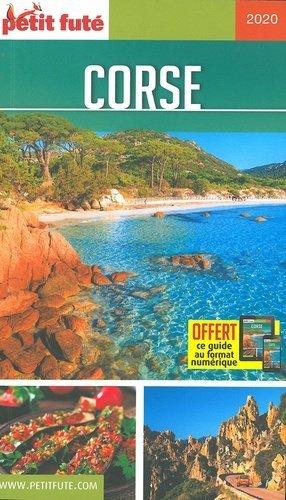 Petit Futé Corse - nouvelles éditions de l'université petit futé - 9782305025674 -
