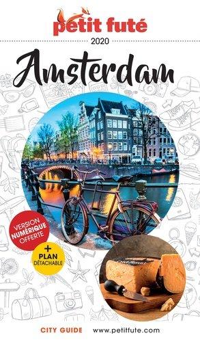Petit futé Amsterdam - Nouvelles éditions de l'Université - 9782305026817 -