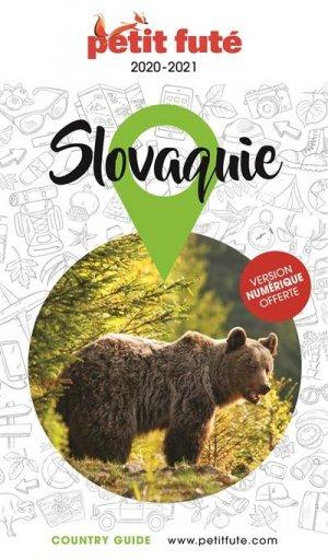 Petit Futé Slovaquie. Edition 2020-2021 - Nouvelles éditions de l'Université - 9782305028491 -