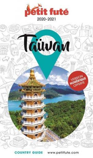 Petit Futé Taïwan. Edition 2020-2021 - Nouvelles éditions de l'Université - 9782305028552 -