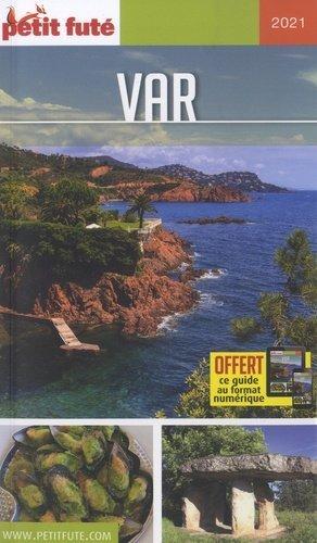 Petit Futé Var. Edition 2020 - Nouvelles éditions de l'Université - 9782305031378 -