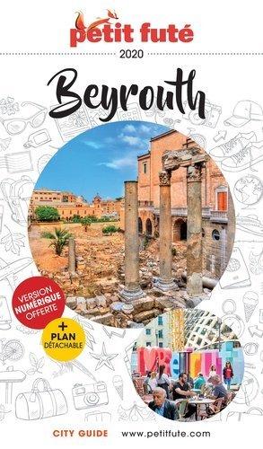 Petit Futé Beyrouth. Edition 2020-2021. Avec 1 Plan détachable - nouvelles éditions de l'université petit futé - 9782305032696 -