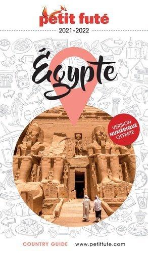 Petit Futé Egypte - nouvelles éditions de l'université petit futé - 9782305033655 -