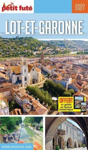 Petit Futé Lot-et-Garonne. Edition 2020 - Nouvelles éditions de l'Université - 9782305037370 -