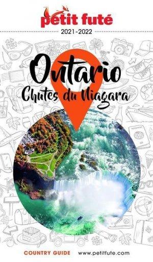 Petit Futé Ontario - Chutes du Niagara. Edition 2020-2021 - Nouvelles éditions de l'Université - 9782305038995 -