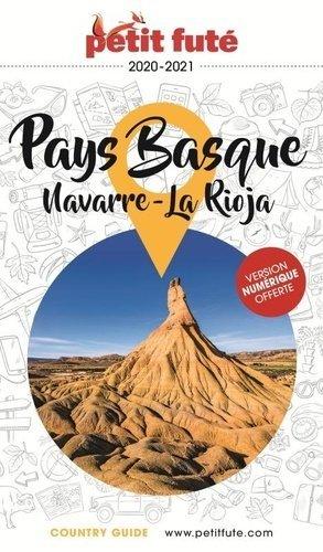 Petit Futé Pays Basque. Navarre - La Rioja, Edition 2020-2021 - Nouvelles éditions de l'Université - 9782305039114 -