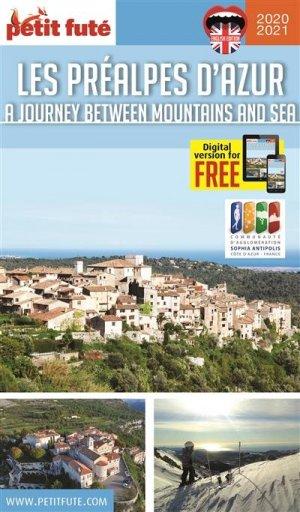 Petit Futé Best of Préalpes d'Azur. A journey between mountains and sea, Edition 2020-2021 - Nouvelles éditions de l'Université - 9782305040431 -