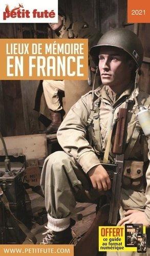 Petit Futé Lieux de mémoire en France - Nouvelles éditions de l'Université - 9782305043913 -