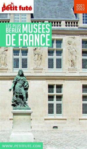 Petit Futé Les plus beaux musées de France - nouvelles éditions de l'université petit futé - 9782305047454 -
