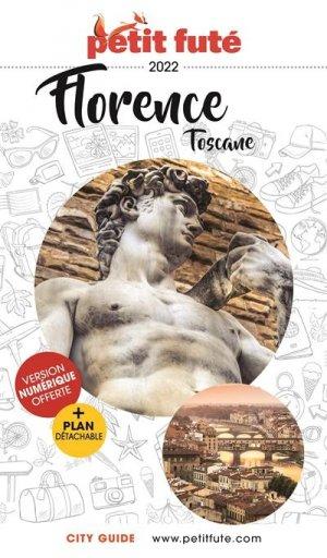 Petit Futé Florence Toscane - nouvelles éditions de l'université petit futé - 9782305051475 -