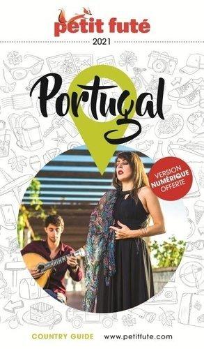 Petit Futé Portugal - nouvelles éditions de l'université petit futé - 9782305052373 -