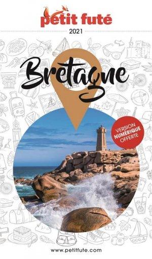 Petit Futé Bretagne - Nouvelles éditions de l'Université - 9782305052434 -