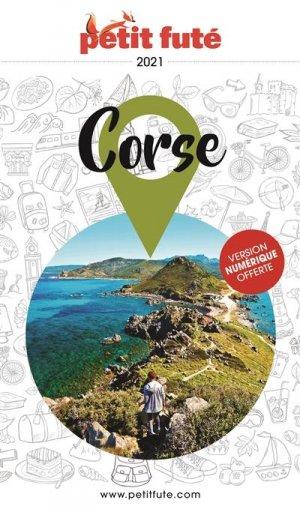 Petit Futé Corse - Nouvelles éditions de l'Université - 9782305052496 -