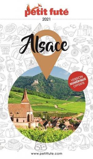Petit Futé Alsace - nouvelles éditions de l'université petit futé - 9782305056036 -
