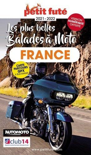 Petit Futé France à moto - Nouvelles éditions de l'Université - 9782305056753 -
