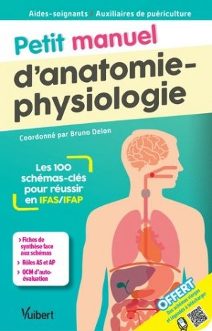 Petit manuel d'anatomie-physiologie - vuibert - 9782311660784 -
