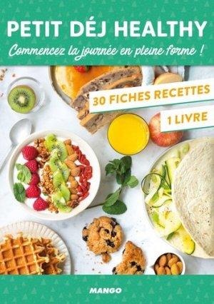 Petit déj healthy - Mango - 9782317020940 -