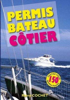 Permis Bateau Côtier - Books on Demand Editions - 9782322257003 -