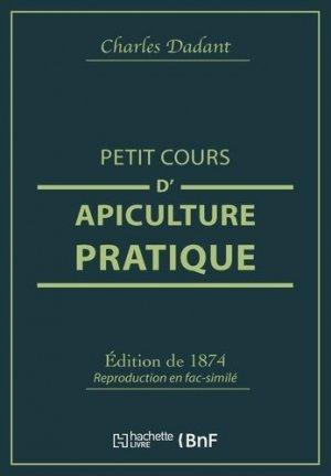 Petit cours d'apiculture pratique - bnf - 9782329354286 -