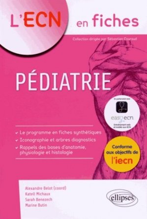 Pédiatrie - ellipses - 9782340003354 -