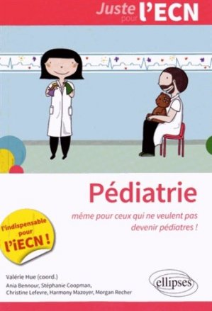 Pédiatrie - ellipses - 9782340003453 -