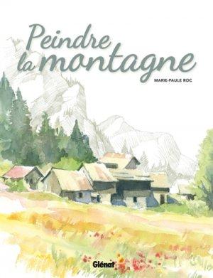 Peindre la montagne-glenat-9782344020319