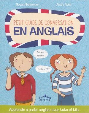 Petit Guide de Conversation en Anglais - ctp rue des enfants - 9782351812655 -