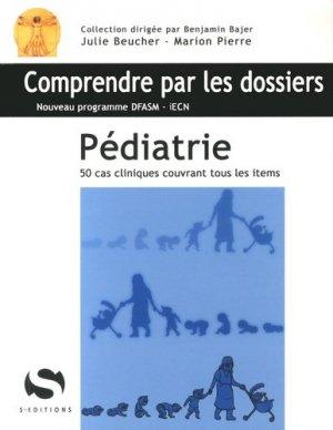 Pédiatrie - s editions - 9782356401106 -