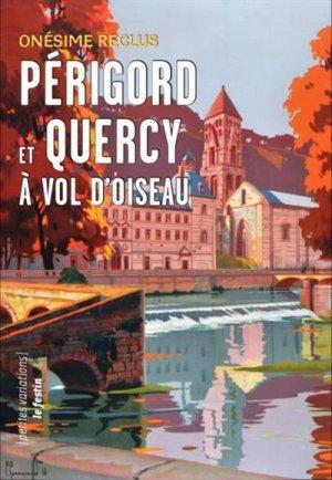 Périgord et Quercy à vol d'oiseaux - Festin - 9782360622481 -