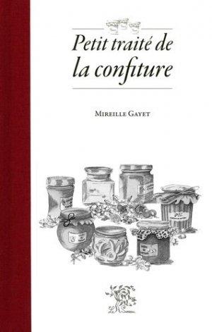 Petit traité de la confiture - le sureau - 9782364021525 -