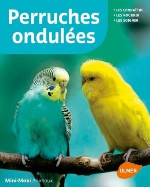 Perruches ondulées - ulmer - 9782379220685