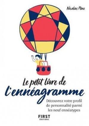 Petit livre de l'Ennéagramme - First - 9782412055168 -