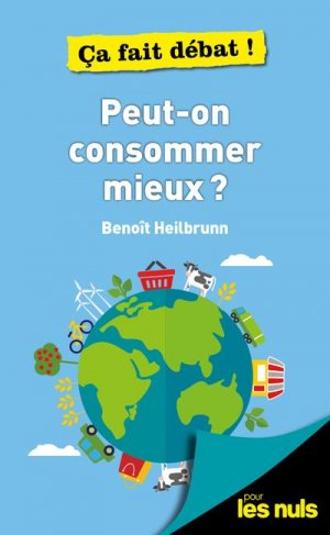 Peut-on consommer autrement ? - first editions - 9782412062357 -