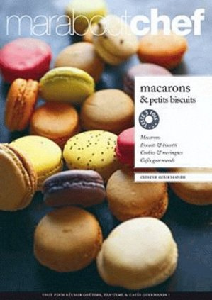 Petits biscuits & macarons - Marabout - 9782501065856 -