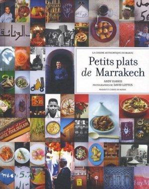 Petits plats de Marrakech - Marabout - 9782501074988 -