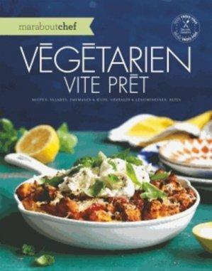 Petits plats végétariens - Marabout - 9782501093194 -