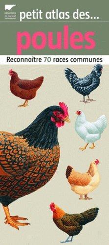 Petit atlas des poules - delachaux et niestle - 9782603016596 -