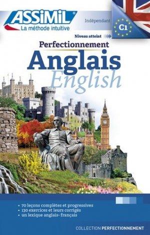 Perfectionnement Anglais - English - Confirmés - assimil - 9782700507256 -