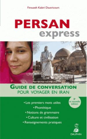 Persan Express - dauphin - 9782716316040 -