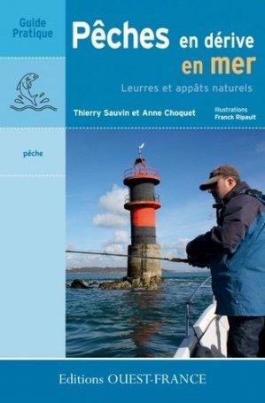 Pêches en dérive en mer - ouest-france - 9782737348778 -