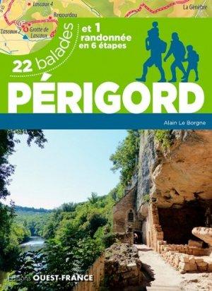 Périgord 22 balades - ouest-france - 9782737369162 -